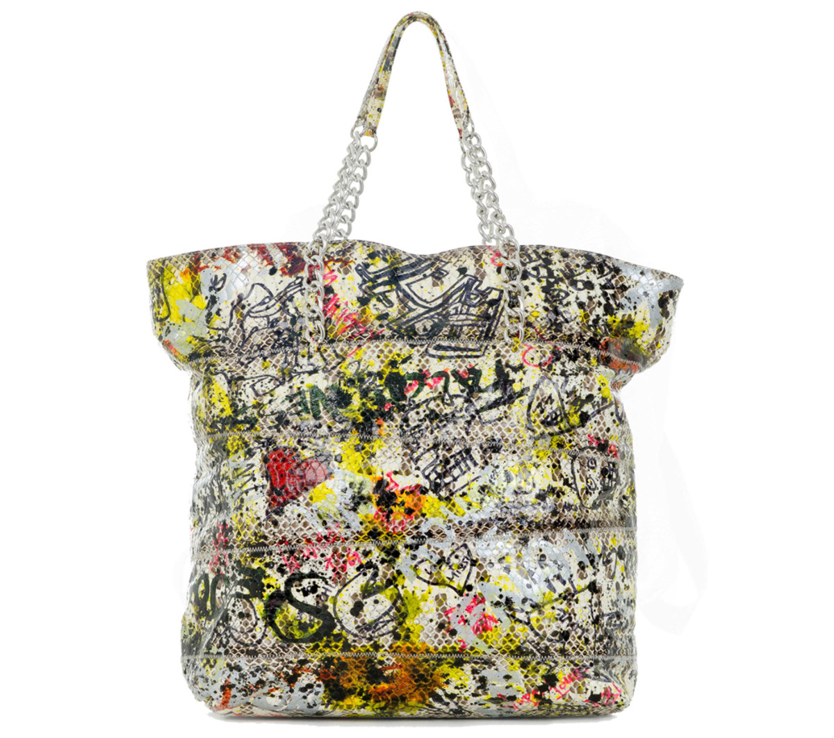 "The ""Graf"" shopper tote."