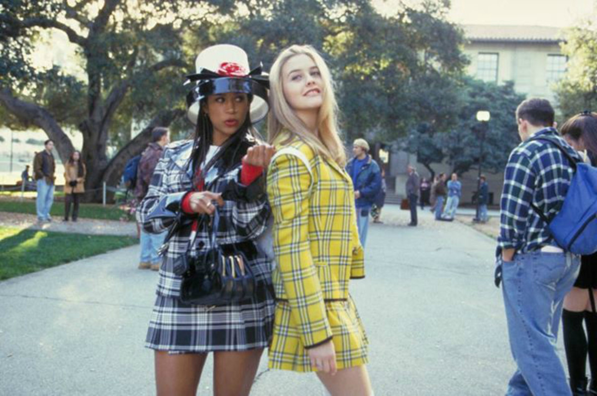 "We'd see the show just for the costumes. Photo: ""Clueless""/Facebook"