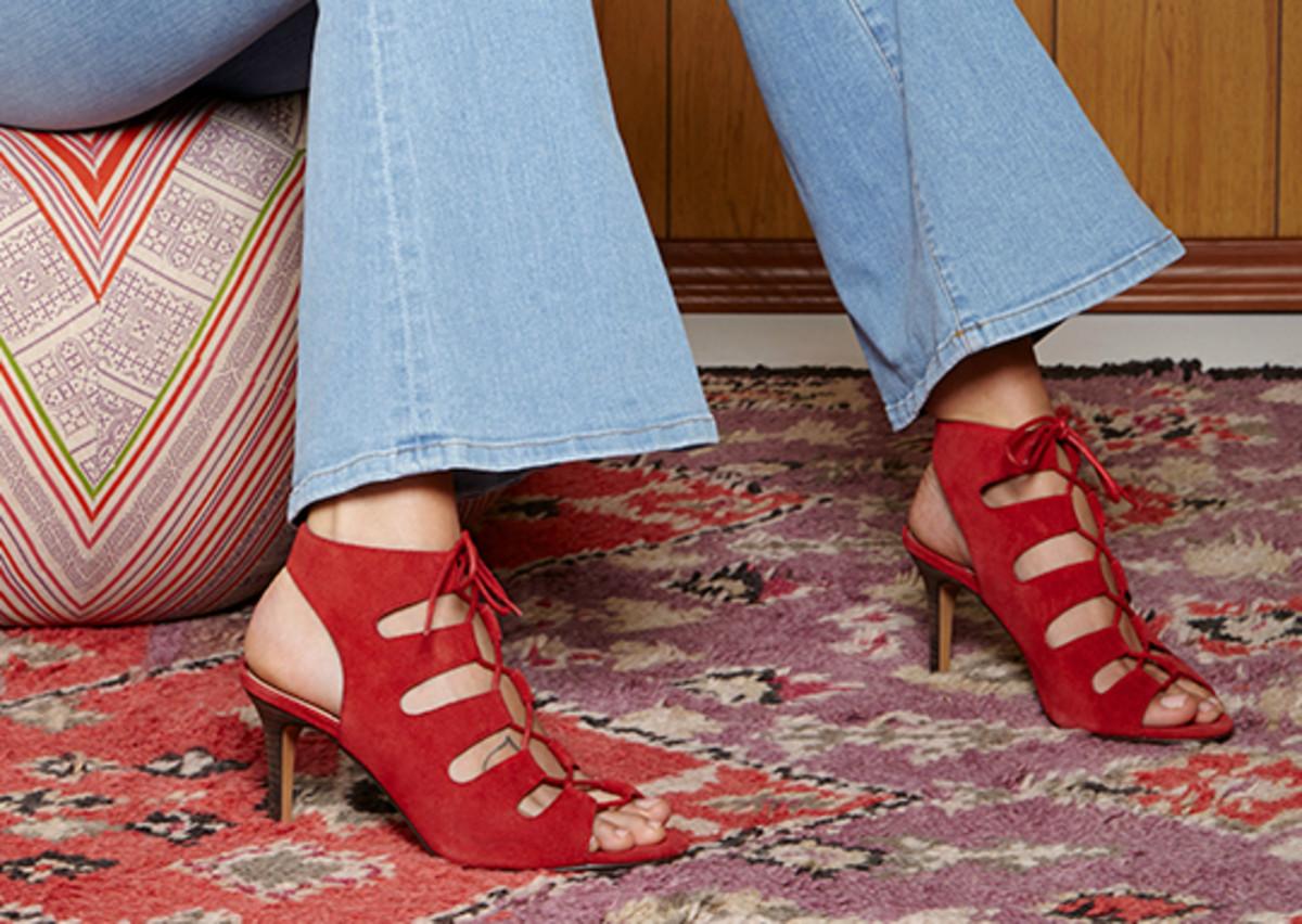Sole Society's kicks. Photo: Sole Society