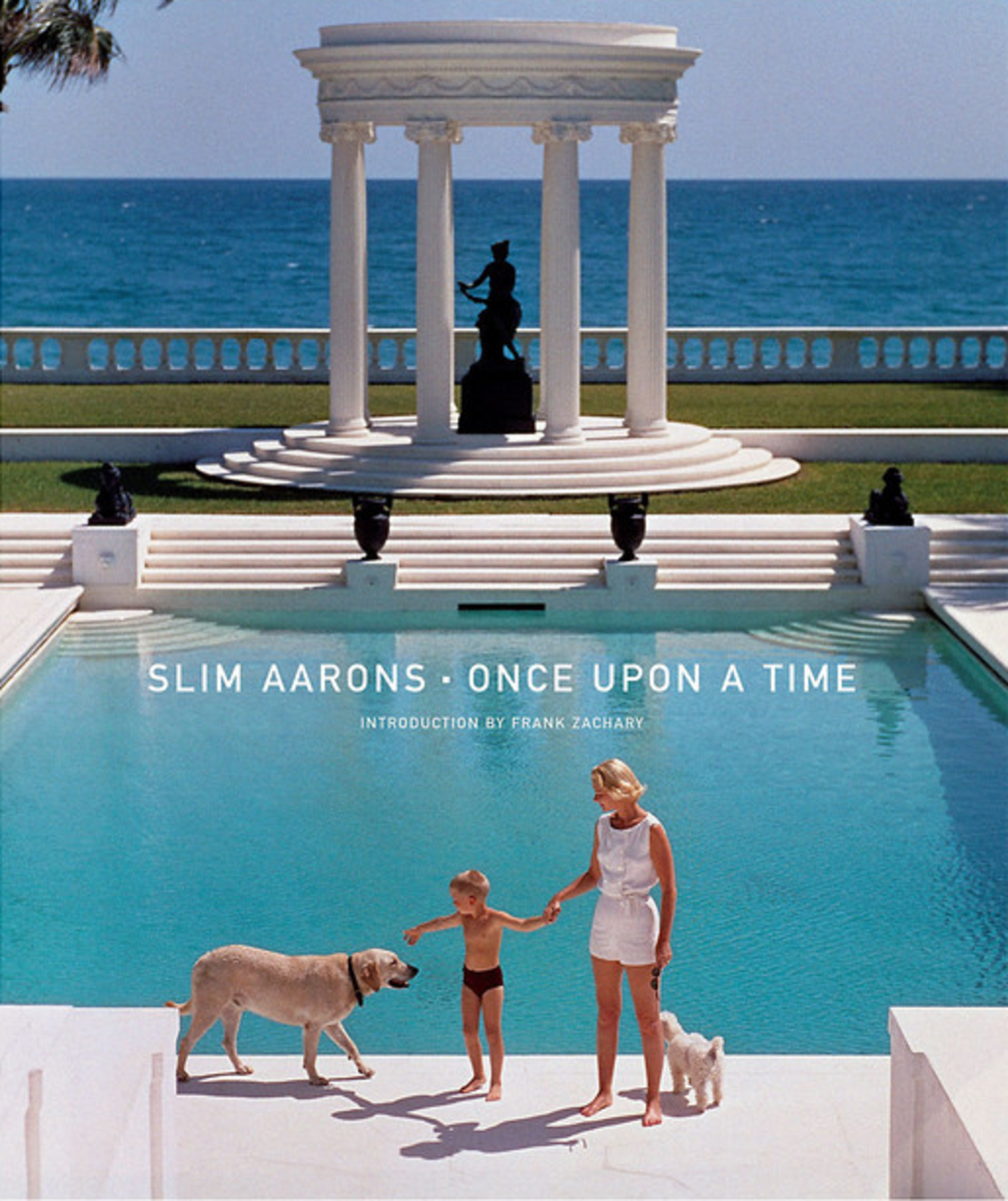 "Slim Aarons's book, ""Once Upon a Time."" Photo: Slim Aarons"