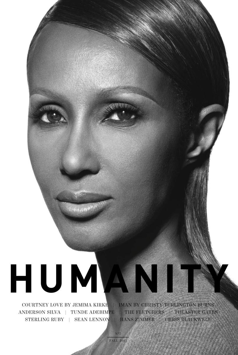 'Humanity' magazine. Photo: Humanity