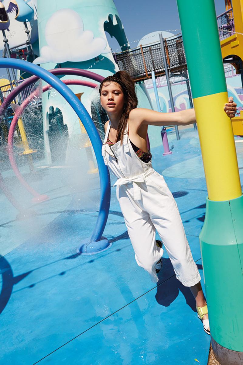 """Asos"" magazine's July cover girl, Sofia Richie. Photo: Asos"