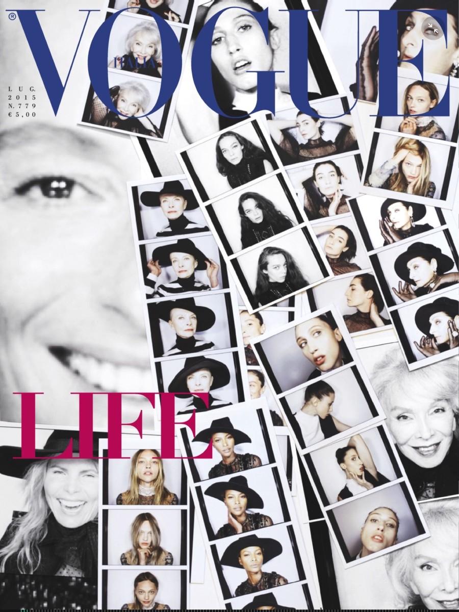 Steven Meisel for 'Vogue' Italia