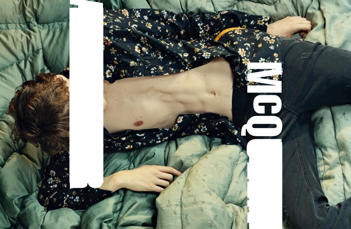 From McQ's fall/winter 2015 campaign. Photo: McQ