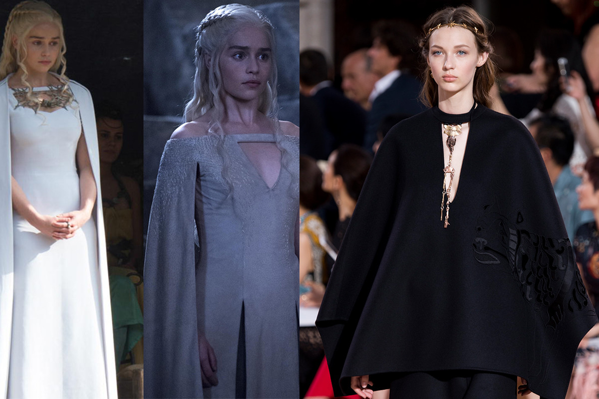 More similar necklines. Photos: HBO/Imaxtree