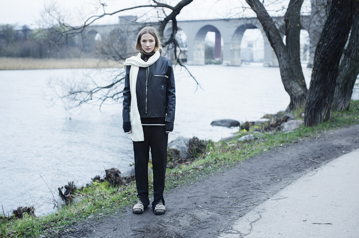 Stutterheim's weatherproof product. Photo: Stutterheim