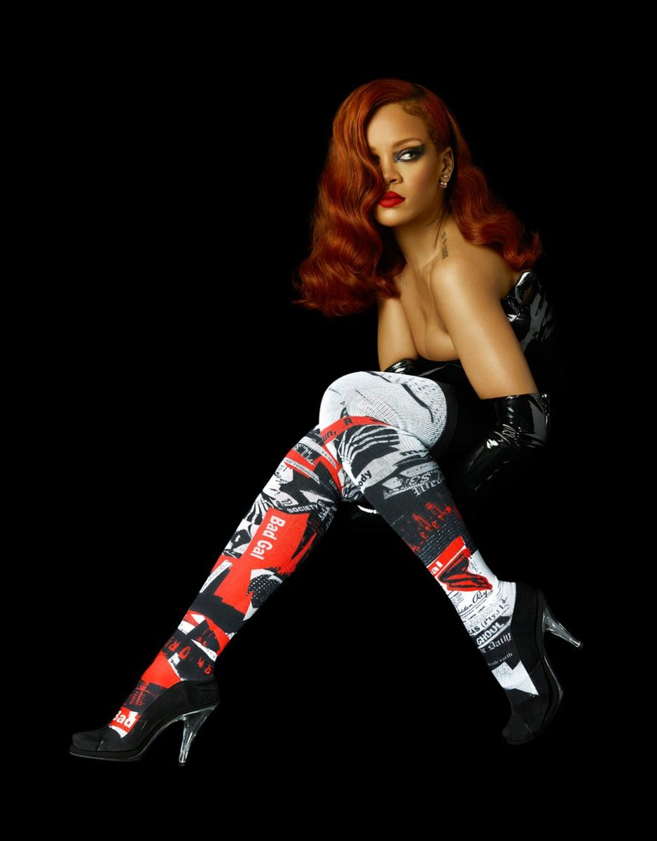 Rihanna. Photo: Stance