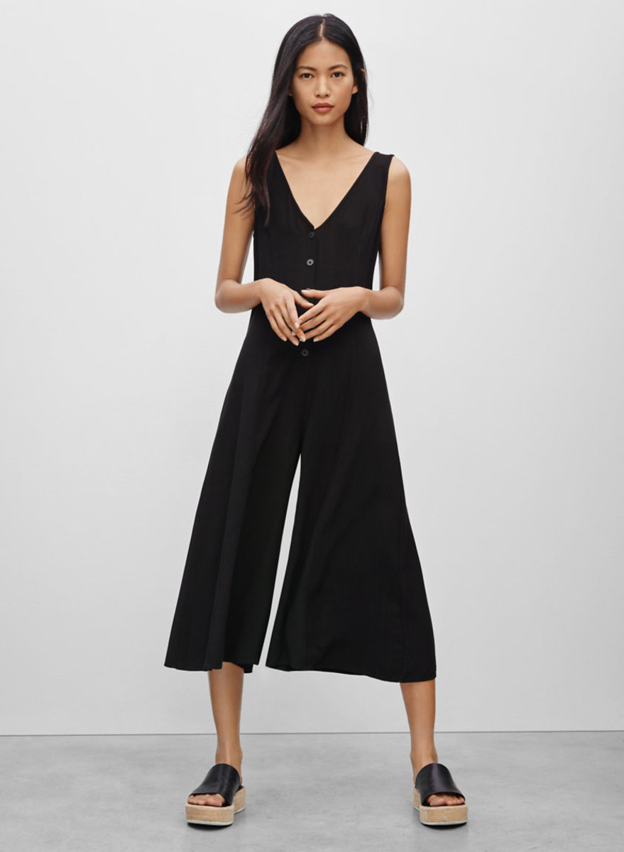 "Talula ""Ovington"" jumpsuit, now $42.50, available at Aritzia."