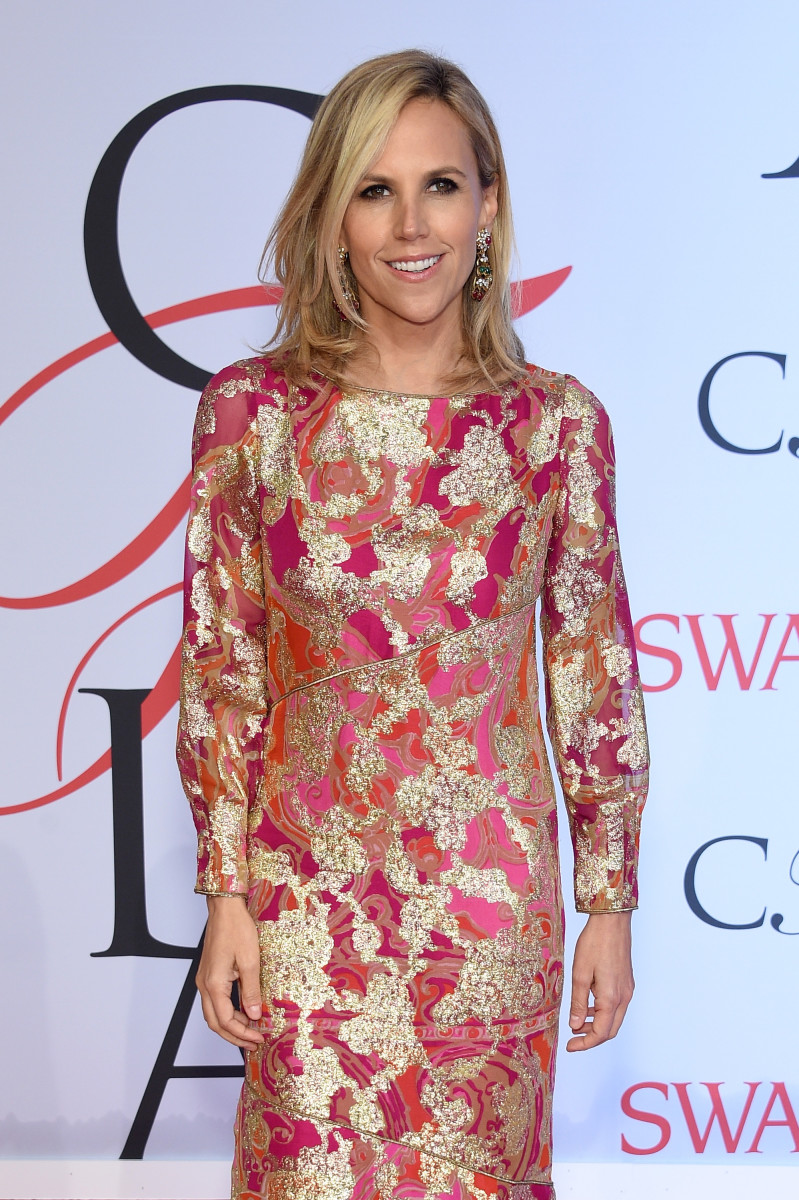 Tory Burch at the 2015 CFDA Fashion Awards. Photo: Dimitrios Kambouris/Getty Images