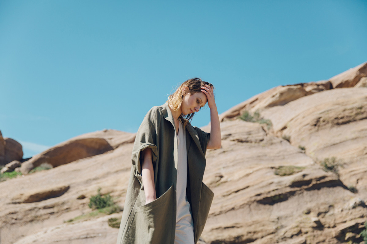 A image from Elizabeth Suzann's spring lookbook. Photo: Elizabeth Suzann