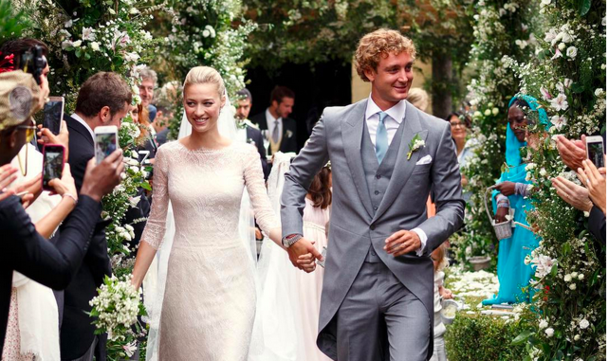 Borromeo wedding beatrice Yahoo is