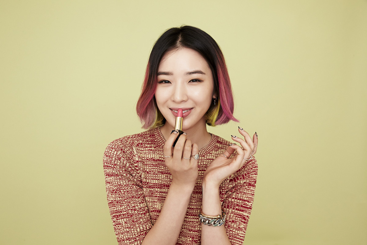 Irene Kim for Estee Lauder. Photo: Estee Lauder