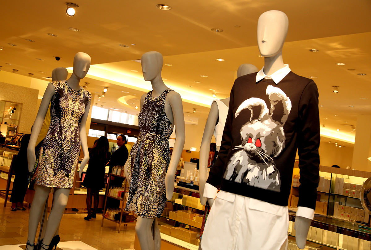 A Neiman Marcus store in 2014. Photo: Rachel Murray/Getty Images