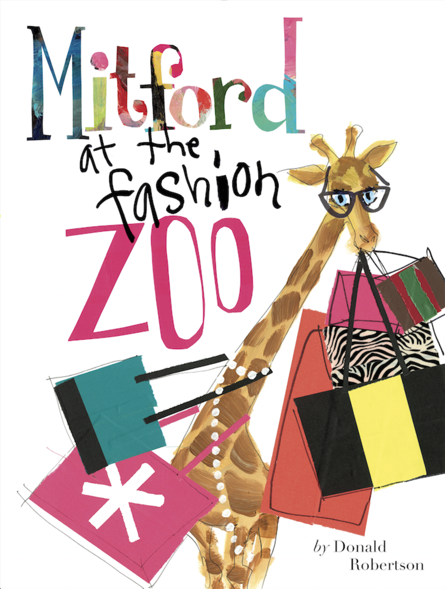 "The cover of ""Mitford at the Fashion Zoo."" Photo: Viking Books for Young Readers"
