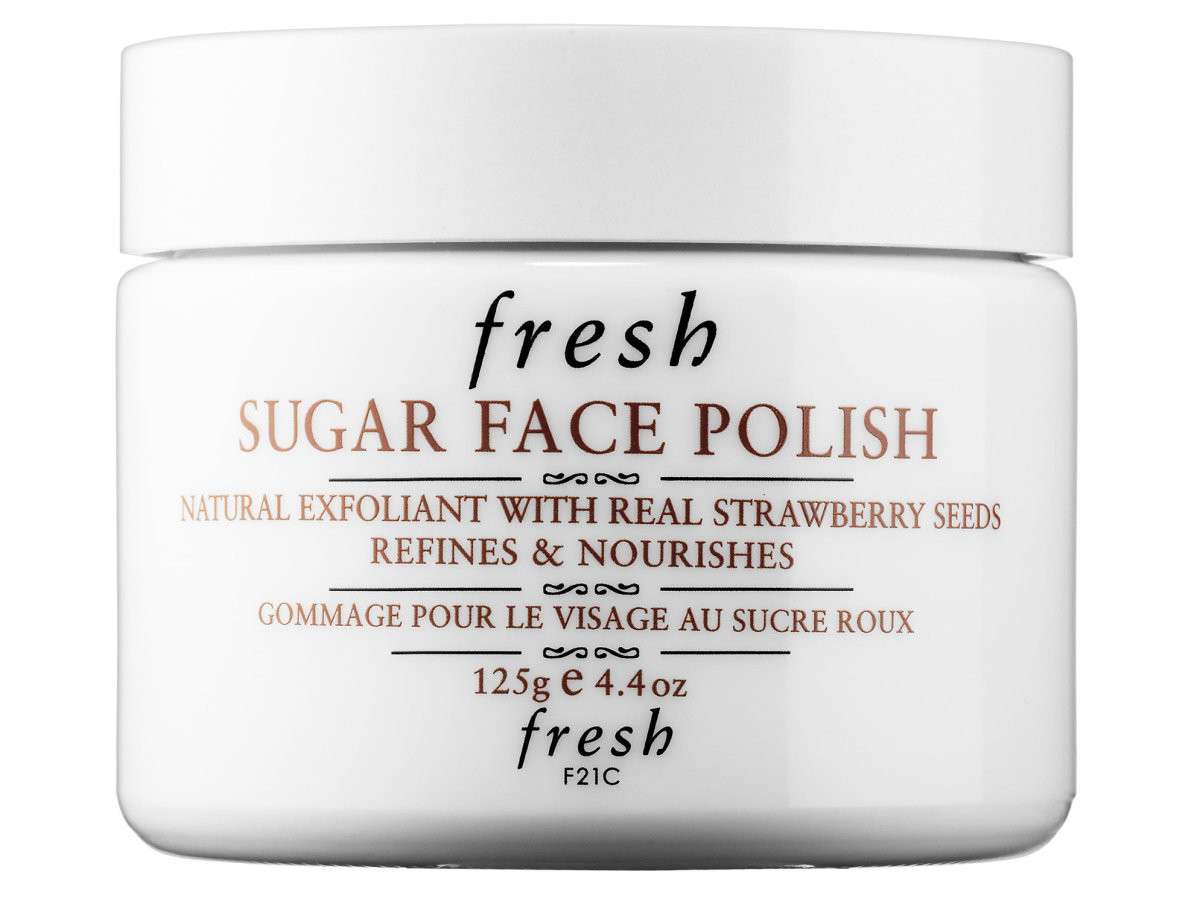 Fresh Sugar Face Polish, $62, available at Sephora