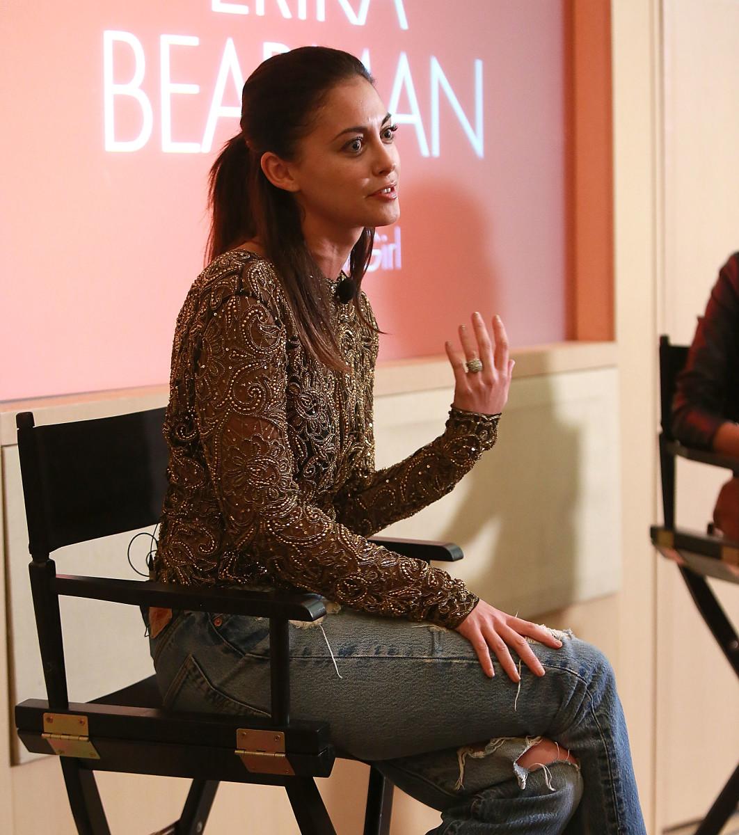 "Erika Bearman at 'Teen Vogue"" Fashion U in 2013. Photo: Robin Marchant/Getty Images"