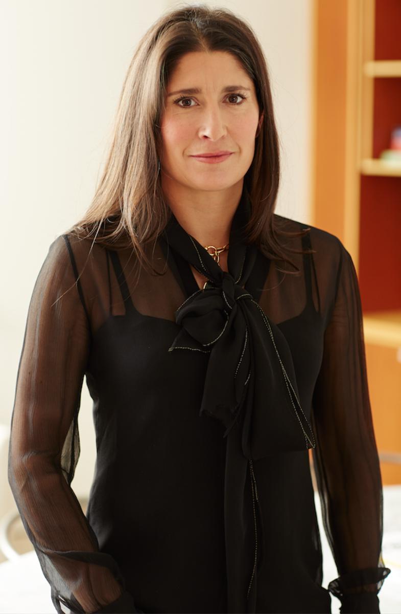 Pilar Guzmán. Photo: 'Condé Nast Traveler'