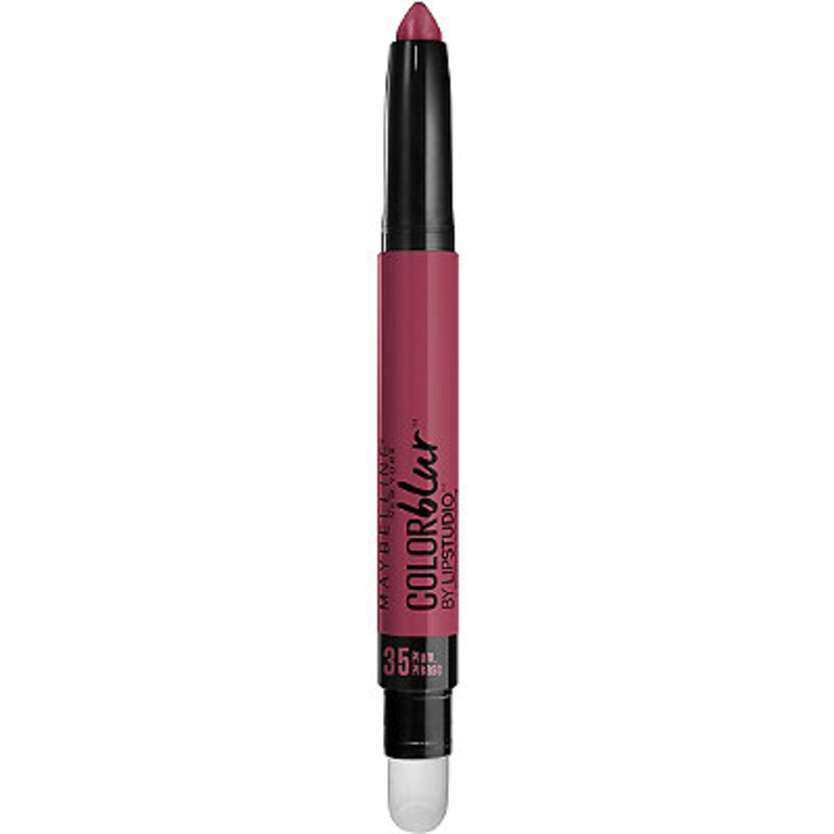 Maybelline Color Blur lip pencil in Plum, Please, $8.99, available at Ulta.