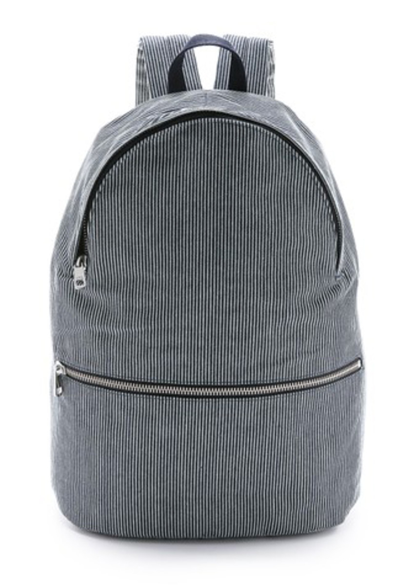 A.P.C. backpack, now $154, available at Shopbop.