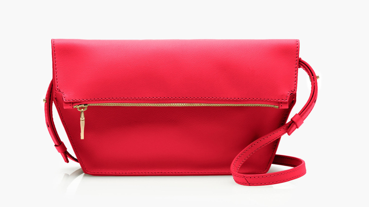J.Crew Bennett crossbody bag, $138, available at J.Crew.