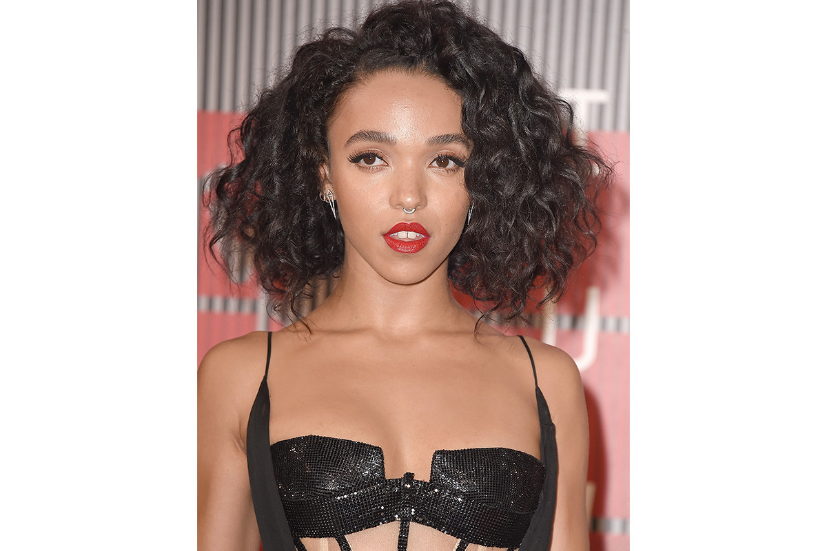 Thank you, FKA Twigs. Photo: Steve Granitz/Getty Images