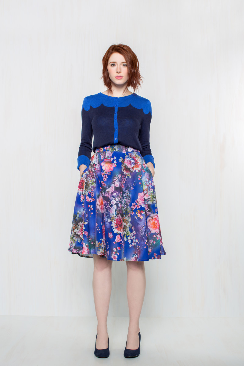 A look from ModCloth's in-house line. Photo: ModCloth