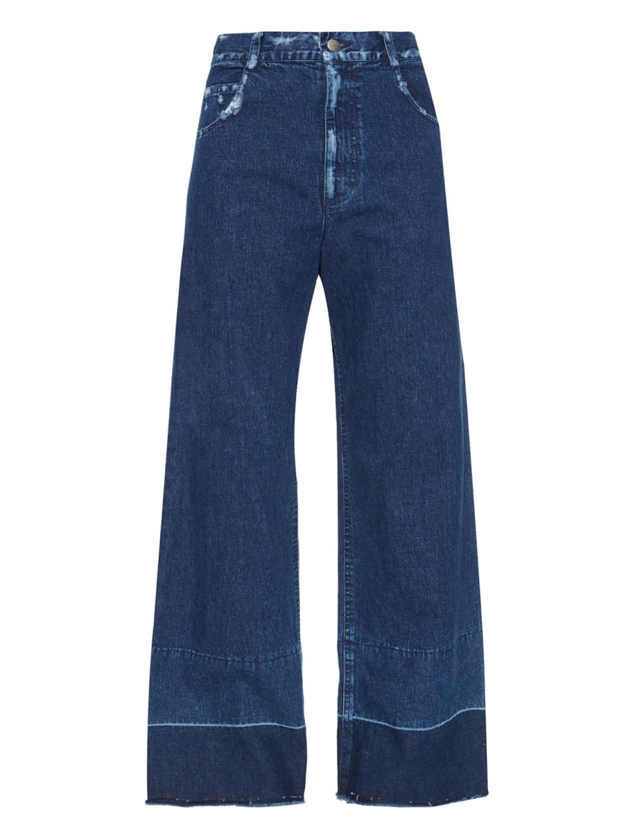 Rachel Comey wide legged cropped jeans, $345, available at Net-a-Porter.
