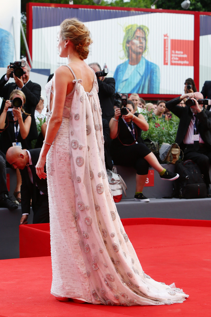 "Diane Kruger at the opening ceremony and premiere of ""Everest"" during the 72nd Venice Film Festival. Photo: Vittorio Zunino Celotto/Getty Images"