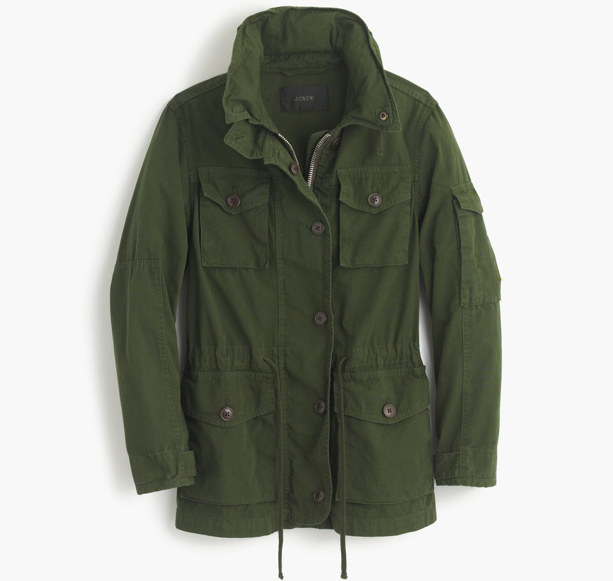 J.Crew field mechanic jacket, $178, available at J.Crew.