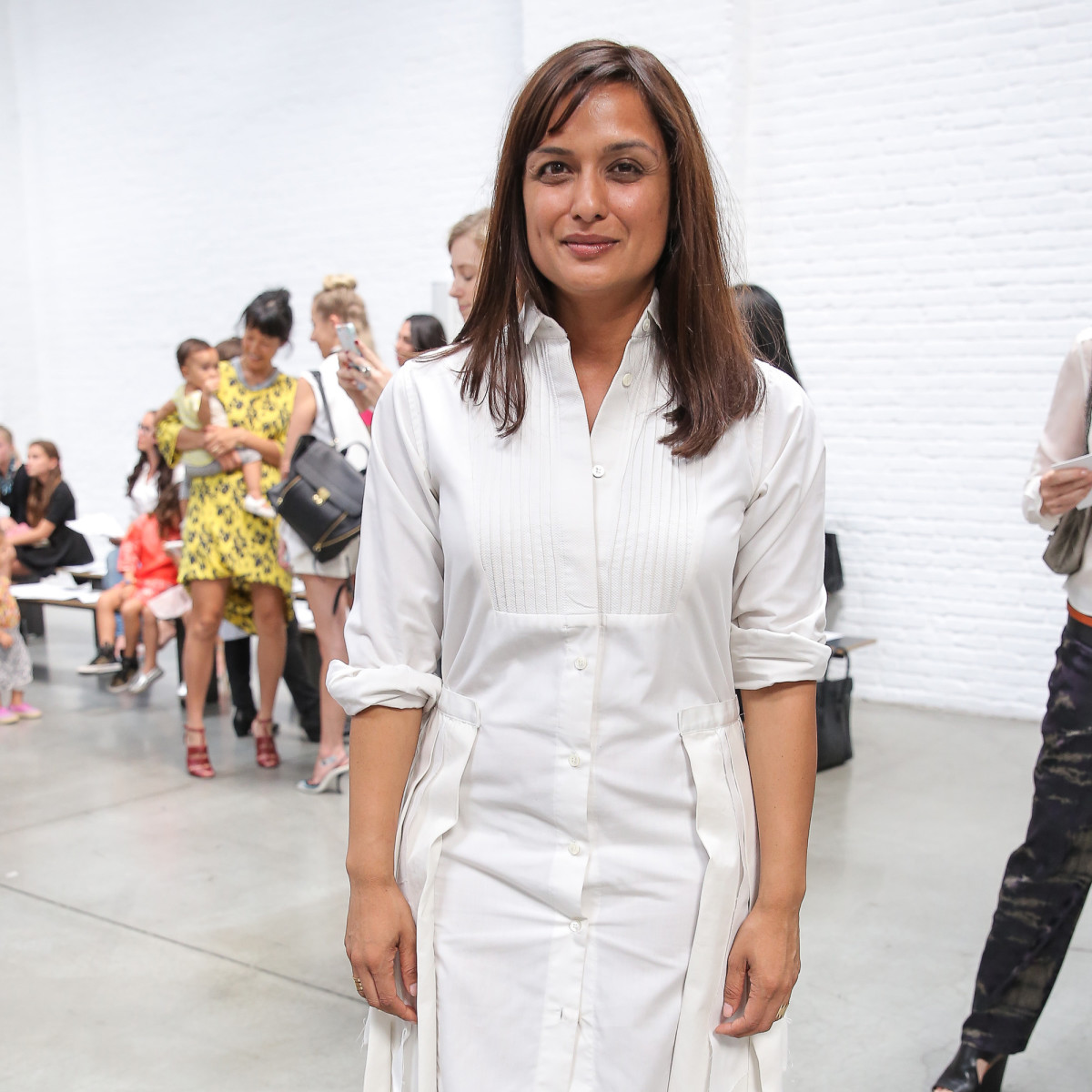 Roopal Patel in 2014. Photo: Chelsea Lauren/Getty Images