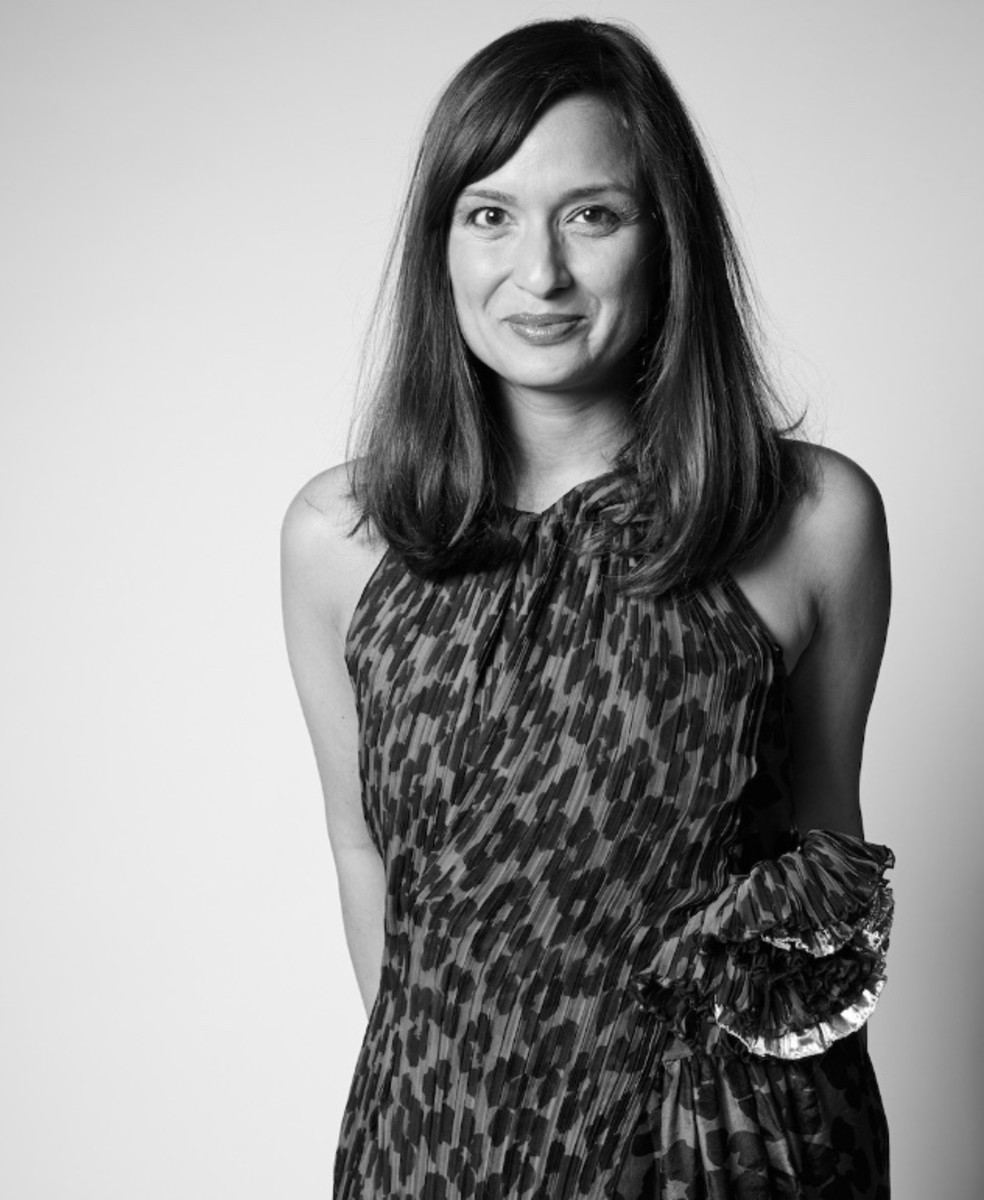 Photo: Roopal Patel, newly appointed Fashion Director at Saks Fifth Avenue