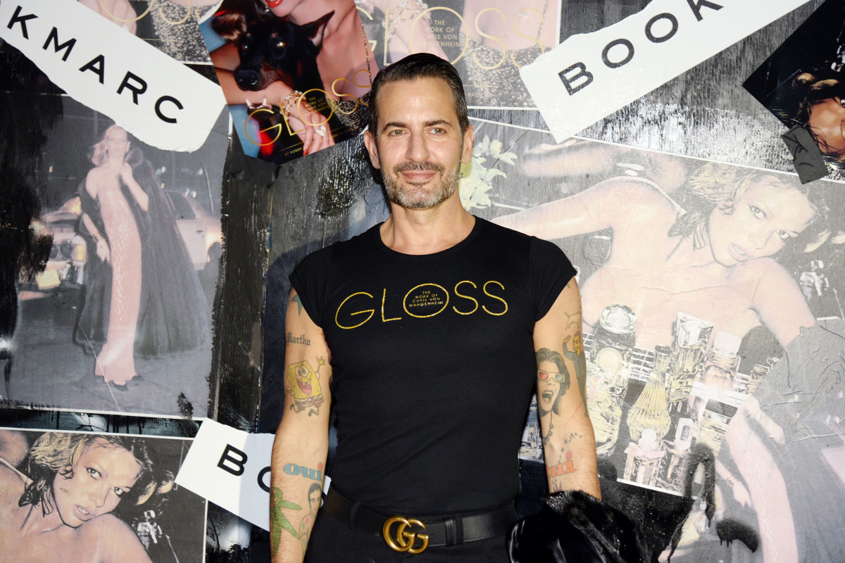 Marc Jacobs. Photo: Marc Jacobs