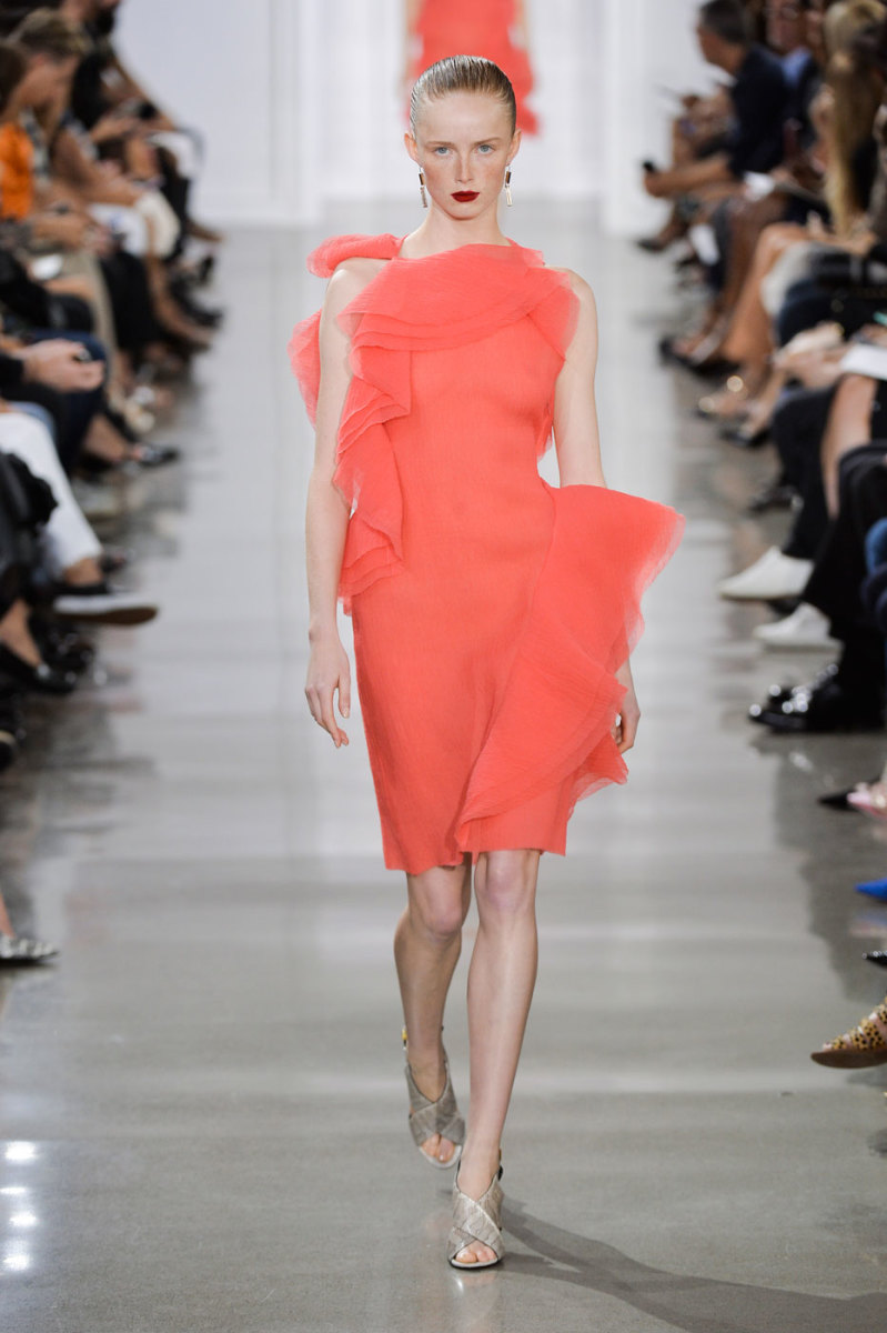 A look from Jason Wu's spring 2016 show. Photo: Imaxtree
