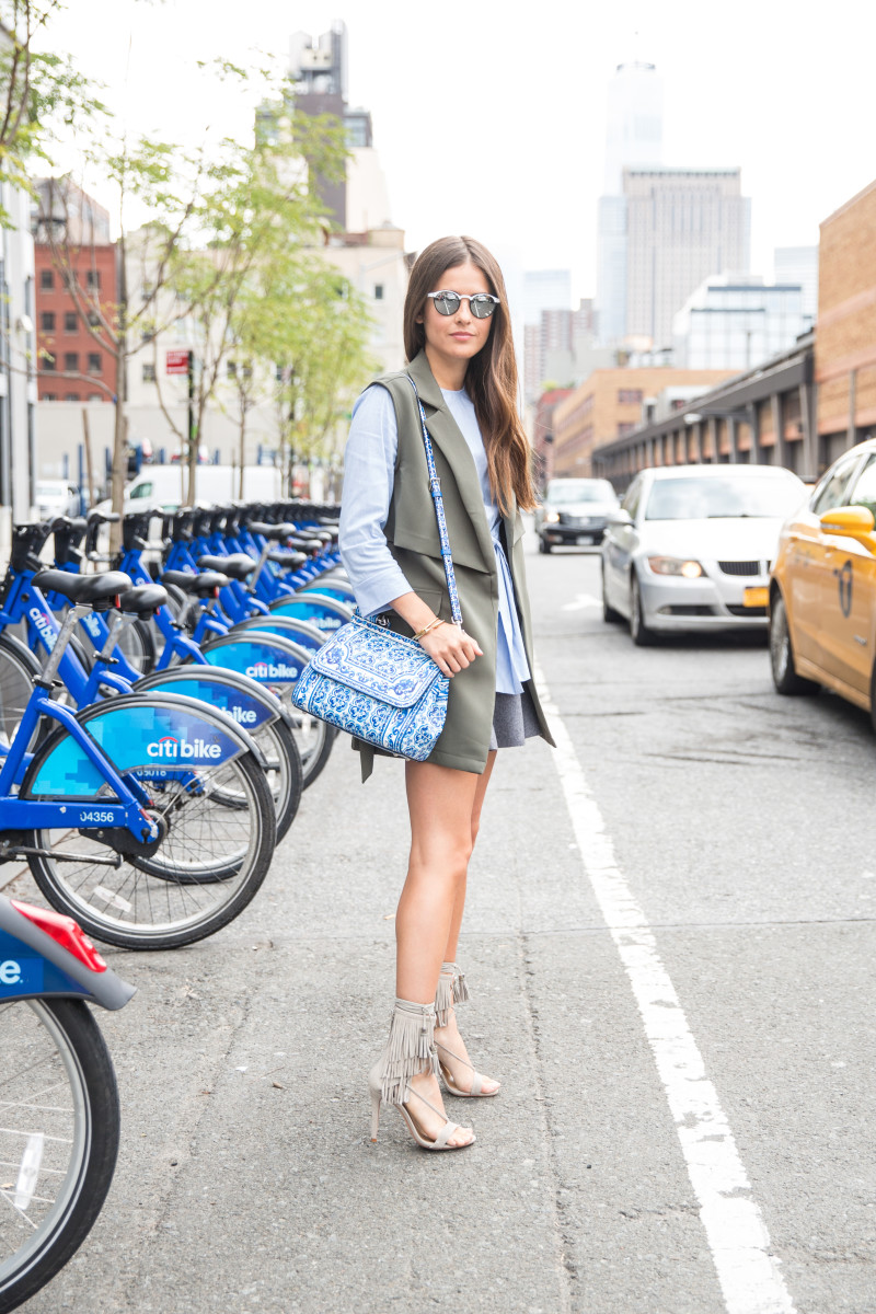 Blogger Paola Alberdi. Photo: KDV/Fashionista
