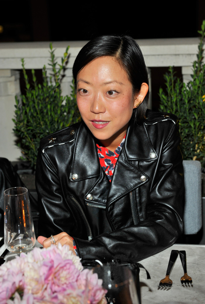 Tomoko Ogura. Photo: Donato Sardella/Getty Images for Barneys New York