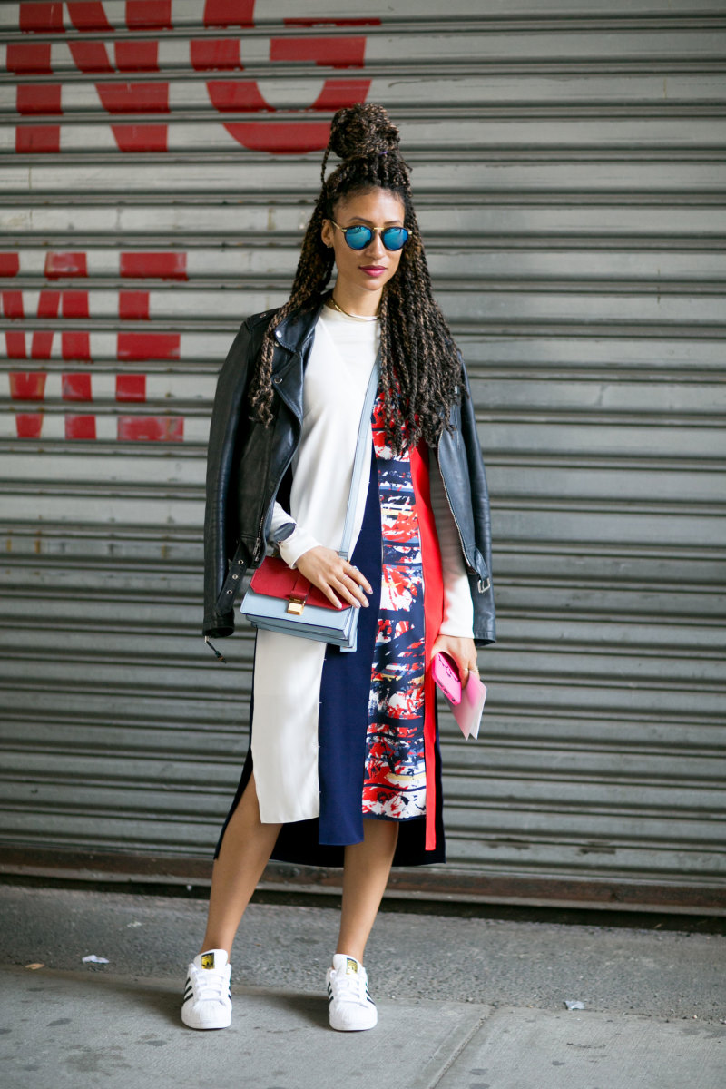 Teen Vogue's Elaine Welteroth. Photo: Imaxtree