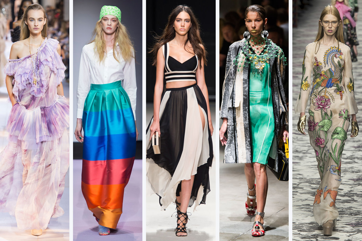 Our Ten Favorite Collections From Milan Fashion Week recommendations