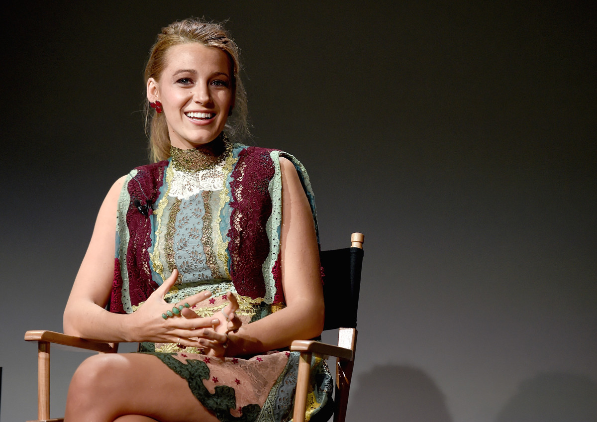 Blake Lively. Photo: Jamie McCarthy/Getty Images