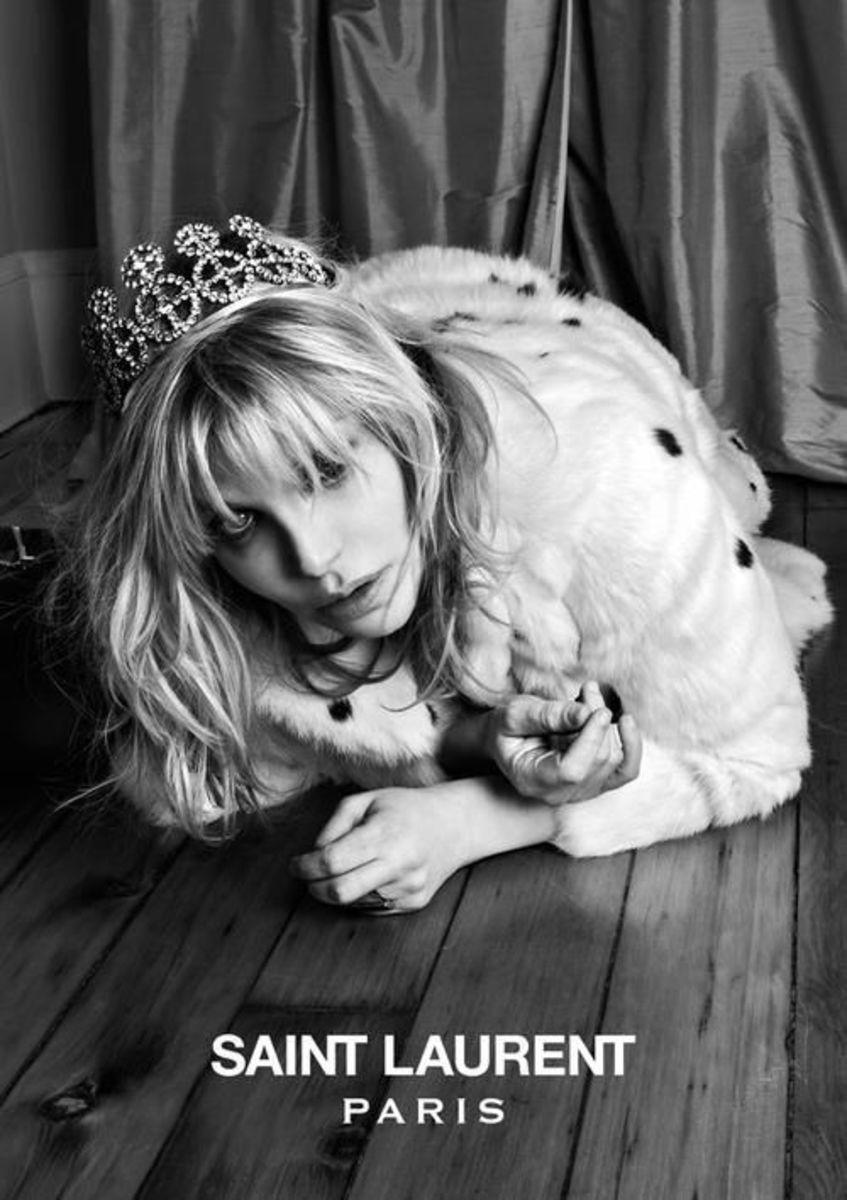 The original grunge queen, Courtney Love.