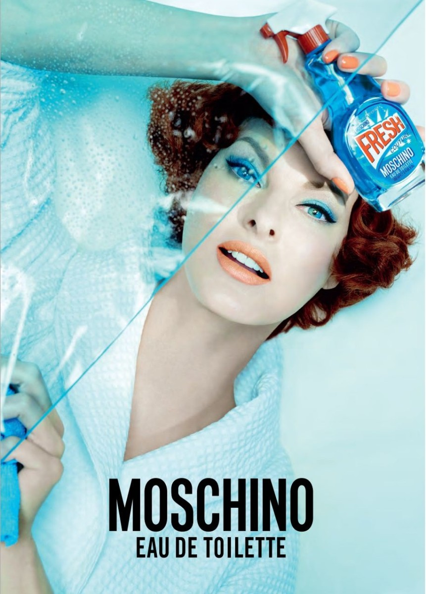Photo: Steven Meisel for Moschino