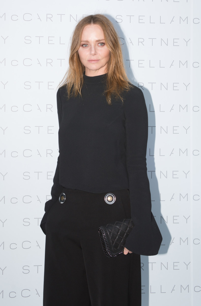 Stella McCartney. Photo: Alfie Goodrich/Getty Images
