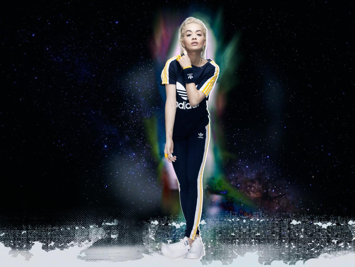 Adidas Originals by Rita Ora, in stores Nov. 1. Photo: Adidas
