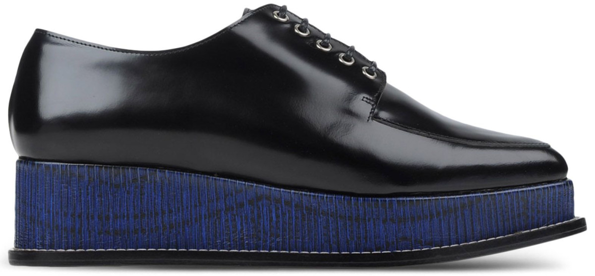 2f3d939cd Opening Ceremony Eleanora Platform Oxfords, $445, available at Shopbop and  Shoescribe.