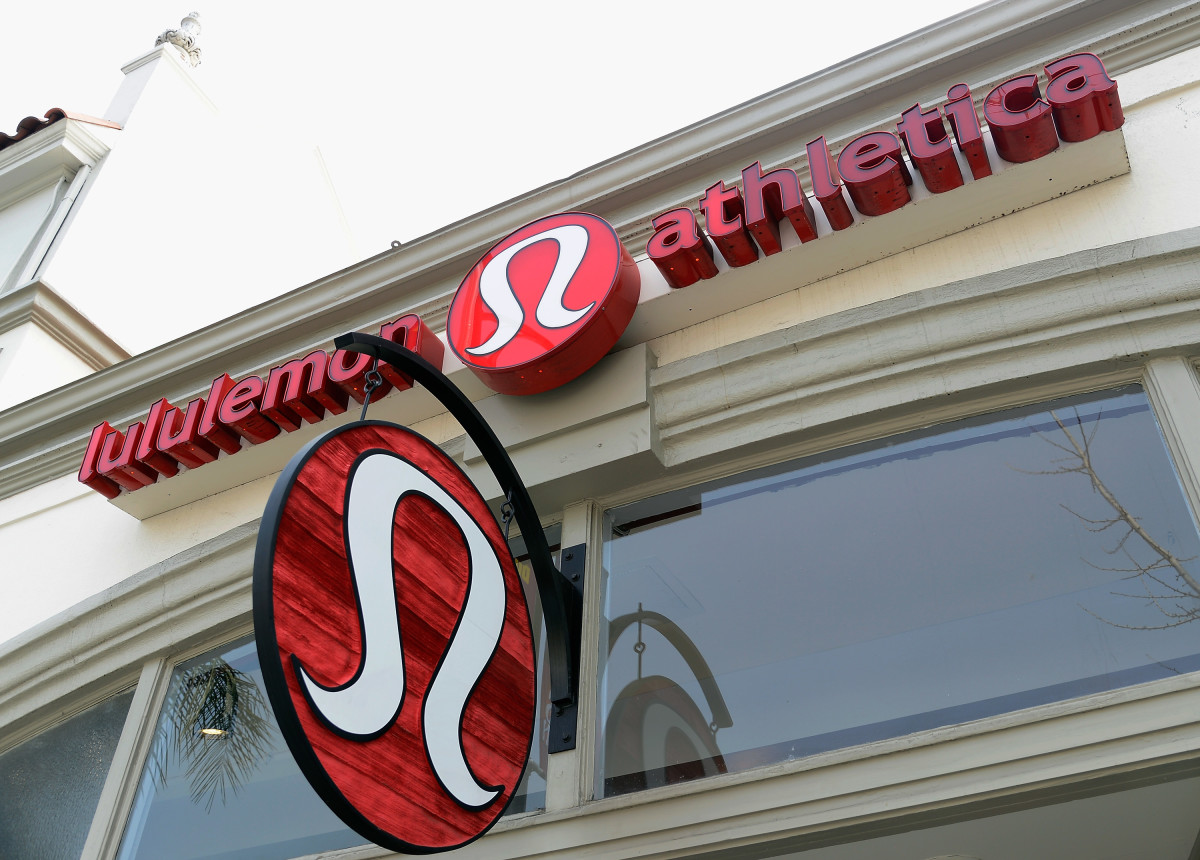 A Lululemon store. Photo: Kevork Djansezian/Getty Images