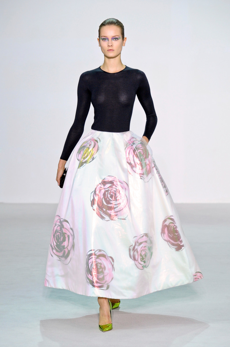 A look from Dior's spring 2013 collection. Photo: Imaxtree