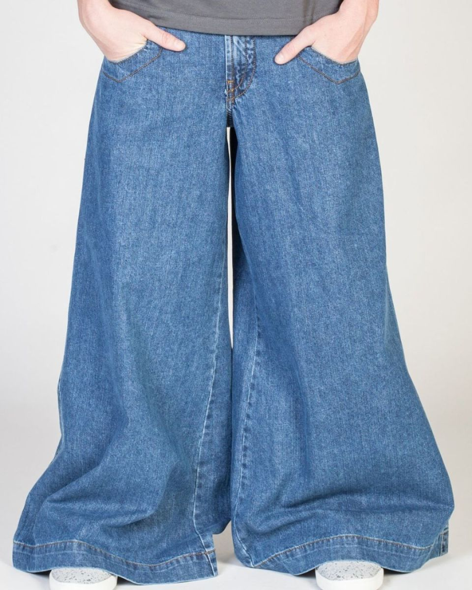 JNCO Jeans Mammoth, $94.90, available at JNCOJeans.com.