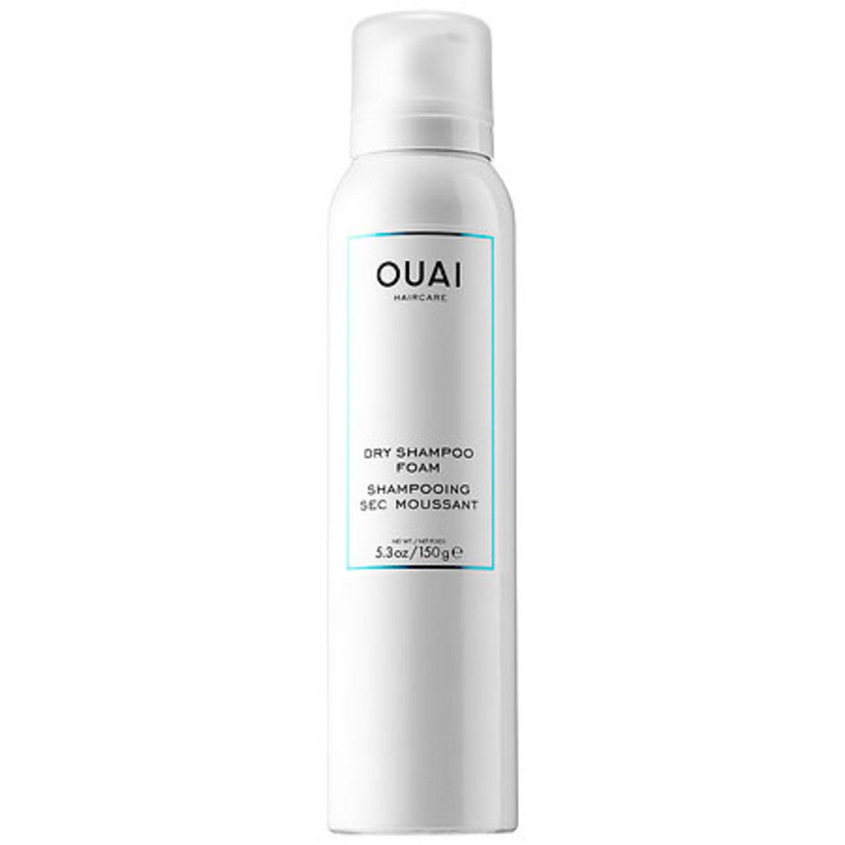 Ouai Dry Shampoo Foam, $28, available at Sephora.