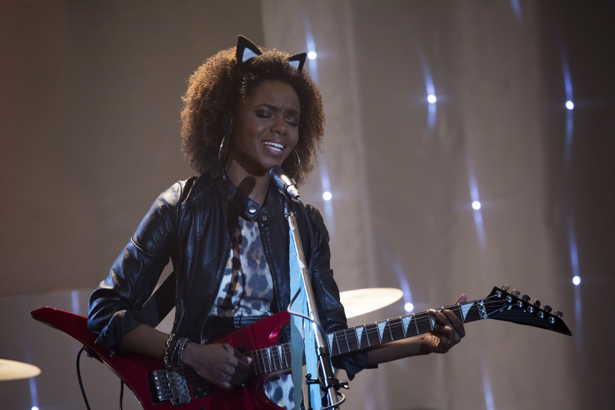 Josie (Ashleigh Murray). Photo: Katie Yu/The CW