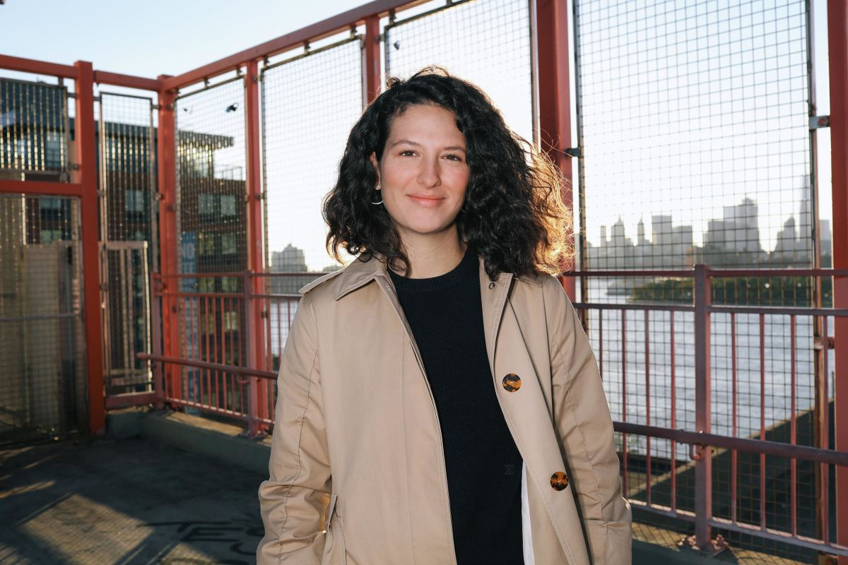 Business of Fashion New York Editor Lauren Sherman. Photo: Phil Oh