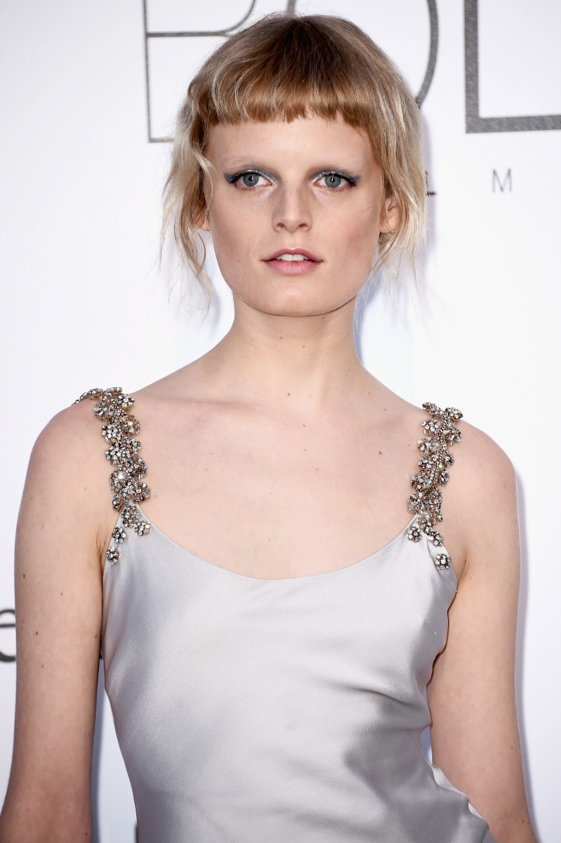 Hanne Gaby Odiele at amfAR's 23rd Cinema Against AIDS Gala. Photo: Ian Gavan/Getty Images